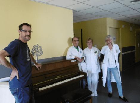 Les passeurs de piano