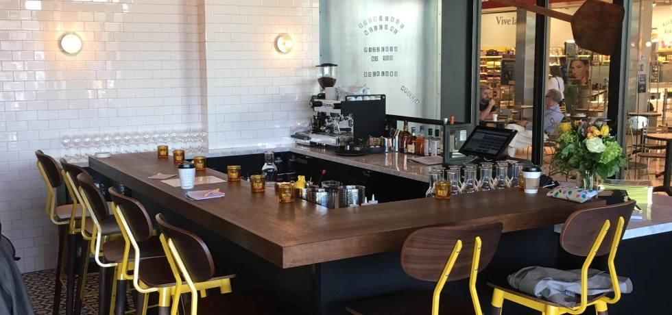 Bar fait par Ébénisterie Star Woods