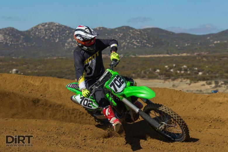 Marc en motocross