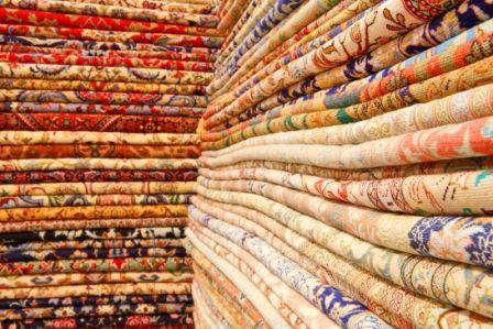 Pile de tapis de Tapis d'Orient Bashir