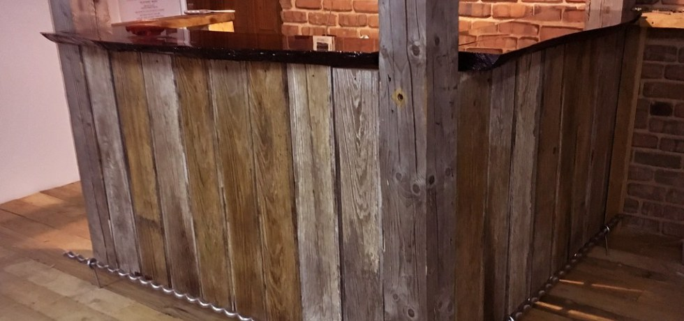 Bar en palettes
