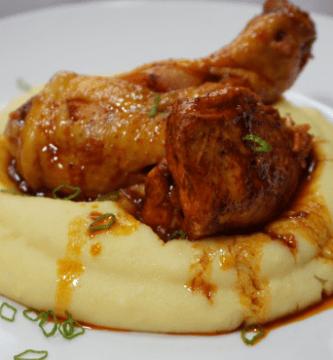 pollo a la olla