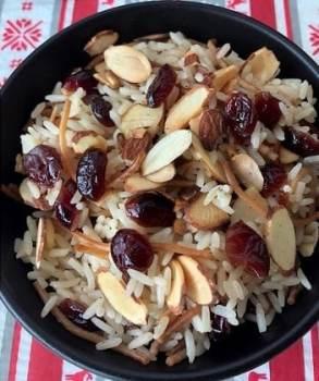 arroz arabe receta