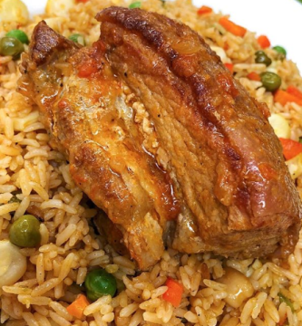 arroz con chancho