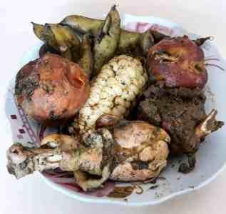 receta de pachamanca