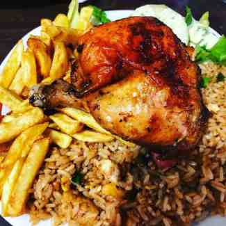 receta de pollo a la brasa