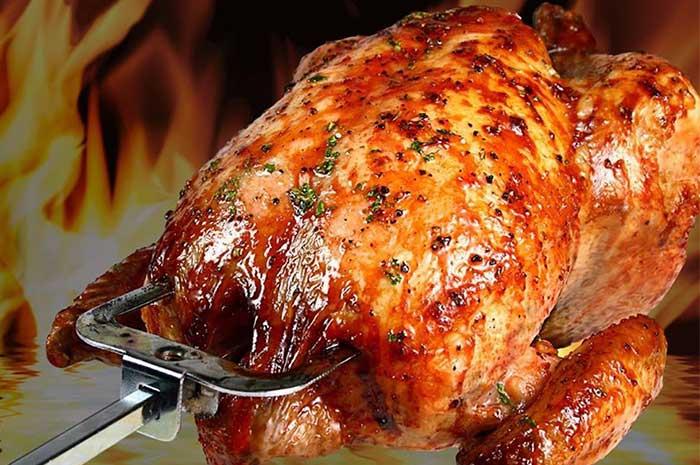 como preparar pollo a la brasa