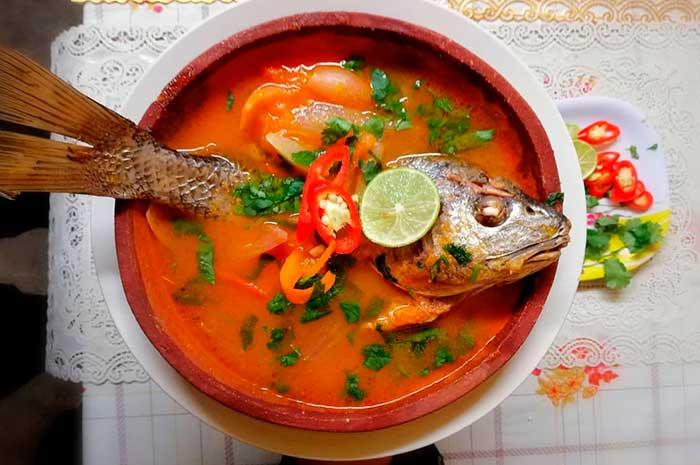 como preparar sudado de pescado