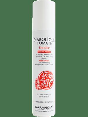 Les vertus de la tomate dans une crème
