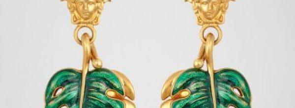 Versace Earring