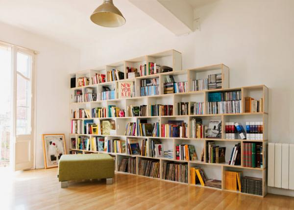 bibliotheques modulaires pas cheres
