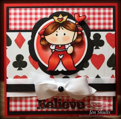 Believe by Jen Shults