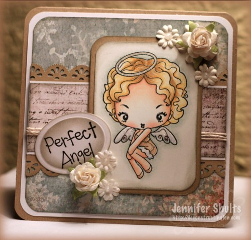 Perfect Angel Card