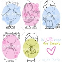 New Digi's at By Lori Designs