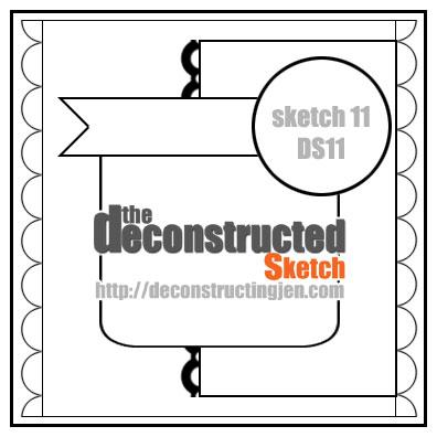 Deconstructed Sketch No. 11