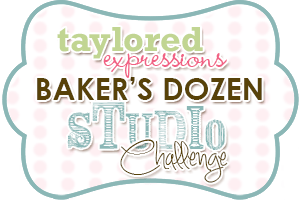 Baker's Dozen Studio Challenge