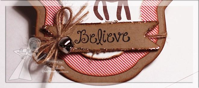 Believe Tag by Jen Shults
