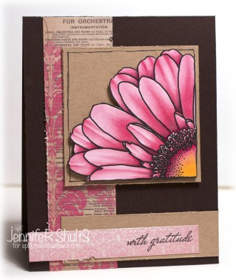 With Gratitude by Jen Shults