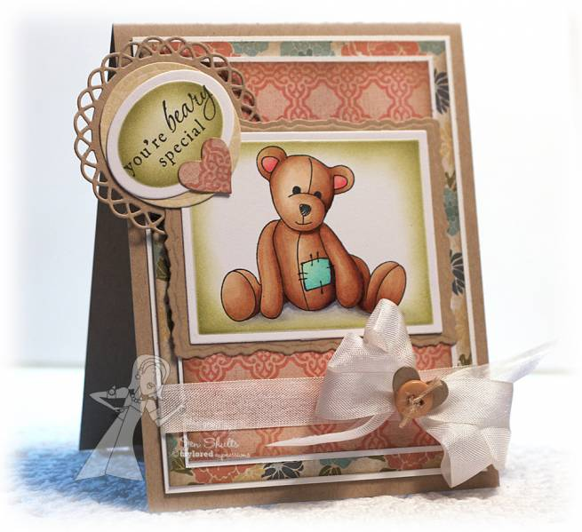 Beary Special by Jen Shults