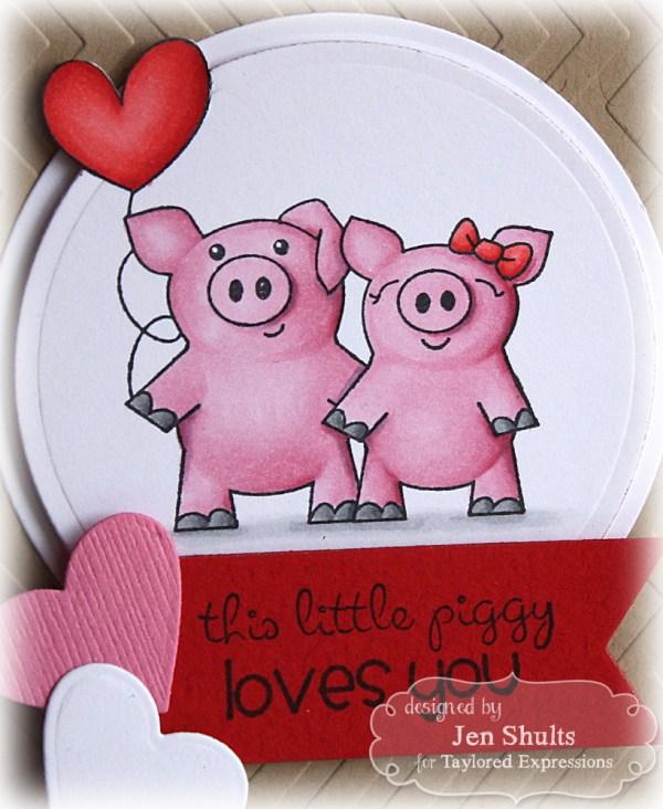 This Little Piggy by Jen Shults