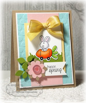 Happy Spring by Jen Shults