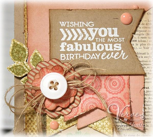 Fabulous Birthday by Jen Shults