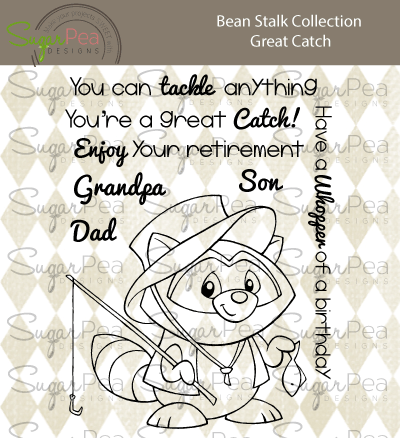 Great Catch, Sugar Pea Designs