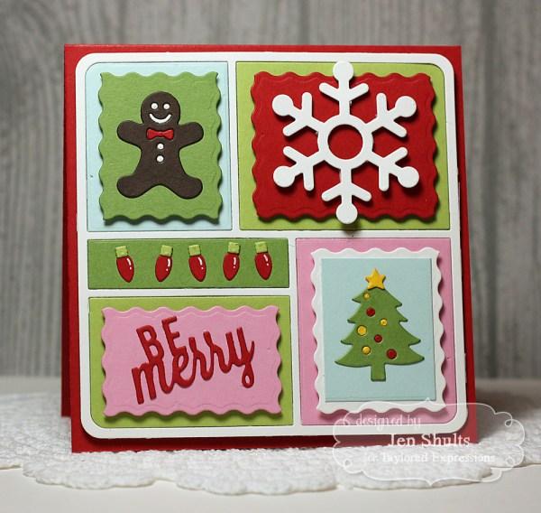 Be Merry by Jen Shults