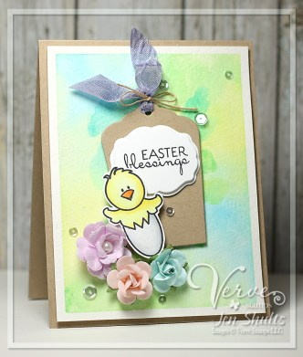 Easter Blessings by Jen Shults