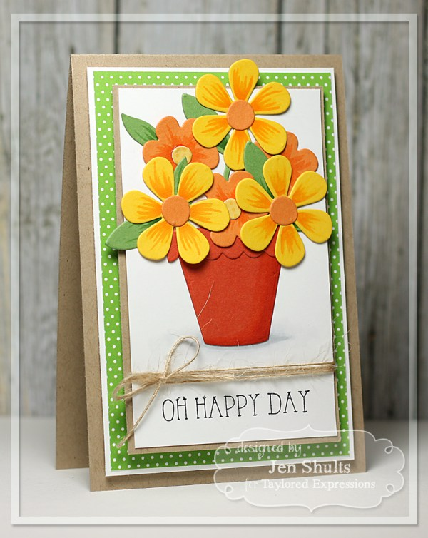 Oh Happy Day by Jen Shults