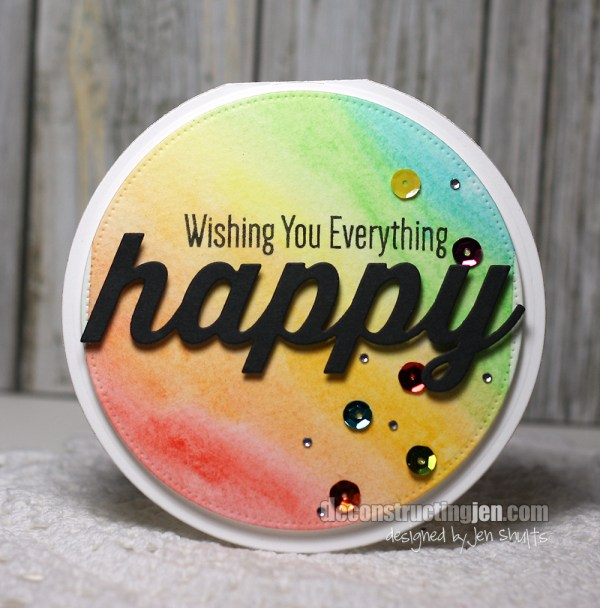 Happy by Jen Shults