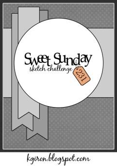 Sweet Sunday Sketch 231