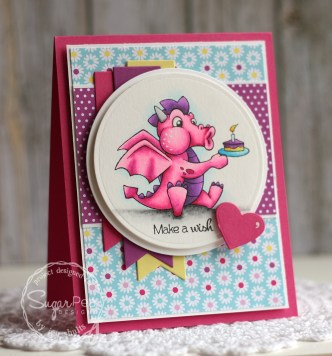 Make a Wish by Jen Shults for SugarPea Designs