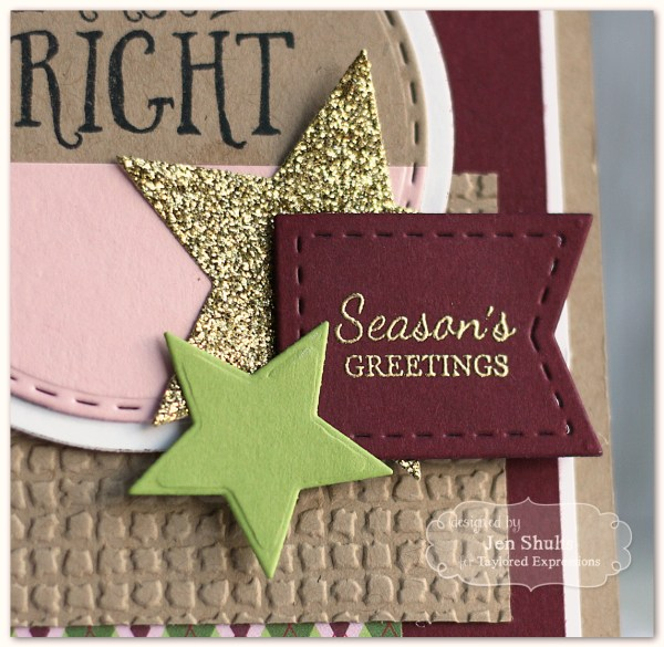 Merry and Bright by Jen Shults