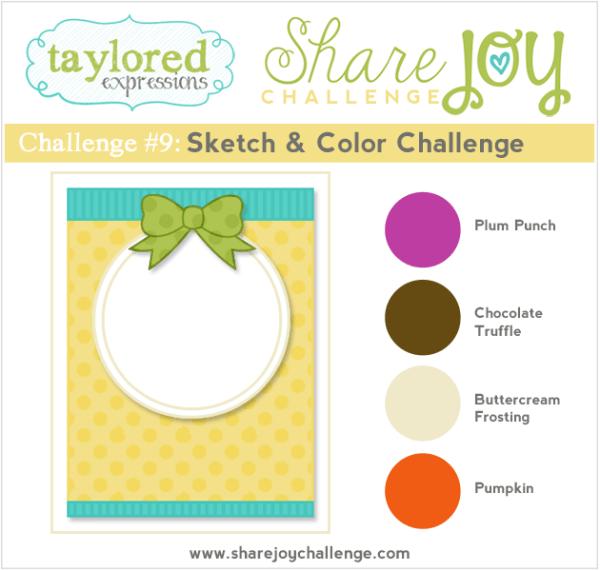 Share Joy Challenge 9