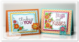 Keep in Touch Card Set by Jen Shults