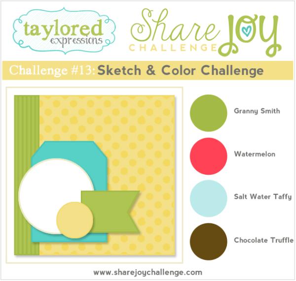 Share Joy Challenge 13