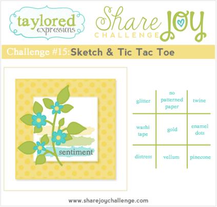 Share Joy Challenge 15