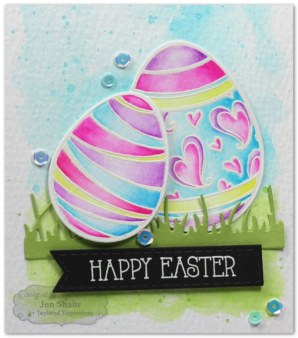 Happy Easter by Jen Shults