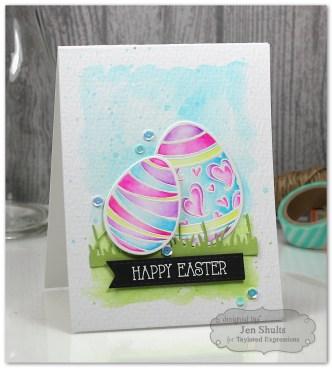 Happy Easter by Jen Shults