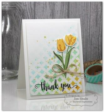 Thank You by jen shults