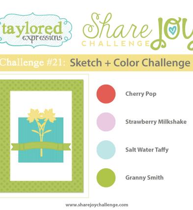 Share Joy Challenge 21