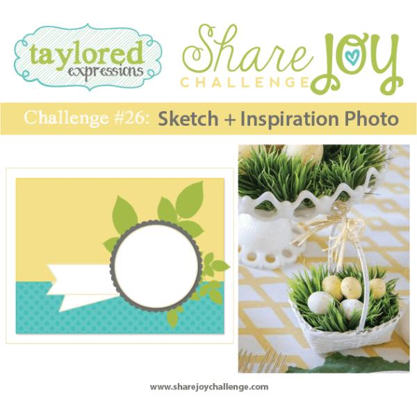 Share Joy Challenge 26