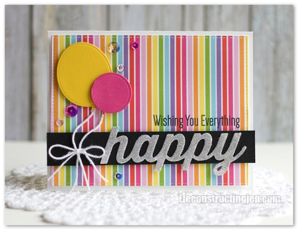 Wishing You Everything Happy by Jen Shults