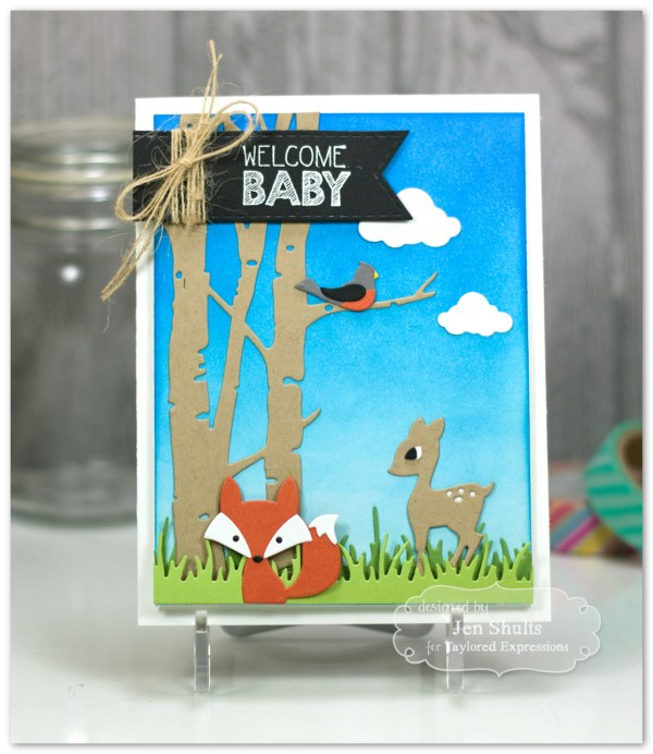 Welcome Baby by Jen Shults