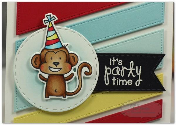 It's Party Time by Jen Shults