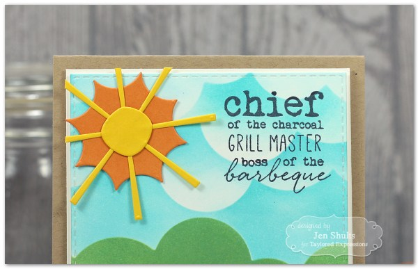 Master of the Grill by Jen Shults