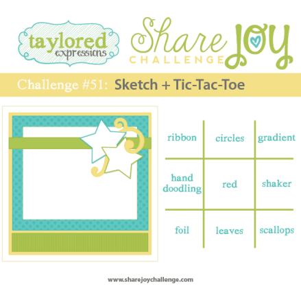 Share Joy Challenge 51
