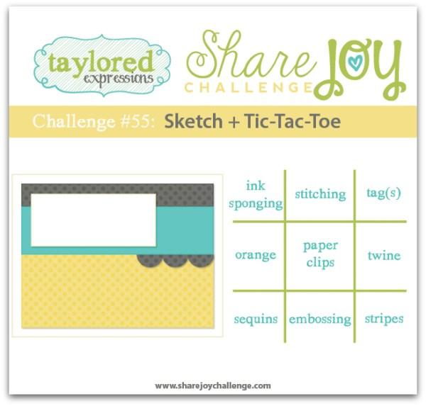 Share Joy Challenge 55