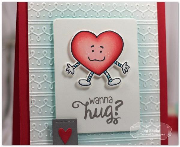 Need a Hug by Jen Shults